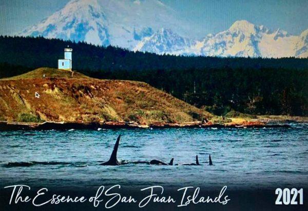 James Maya Photography - 2021 Calendar The Essence of the San Juan Islands